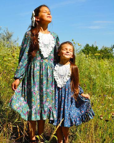 Эклюзивное винтажное платье сукня платтячко