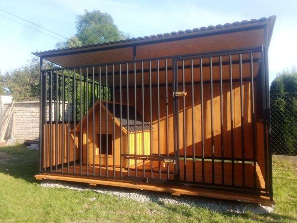 KOJEC/ KLATKA/ ZAGRODA/ BOX dla dużych i małych psów. Wiele opcji.