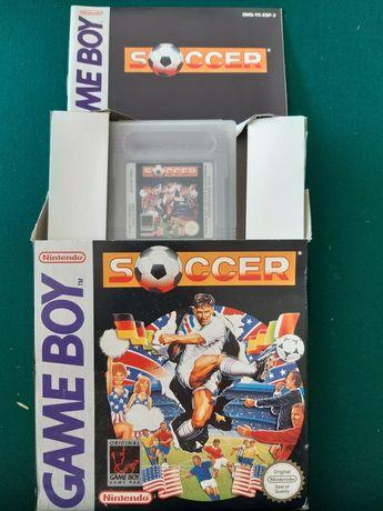 "Jogo Game Boy ""Soccer"""