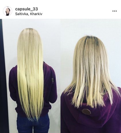 Наращивание волос, коррекция. По доступным  ценам!Качественно!Шикарно!