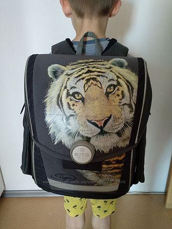 Школьный каркасный рюкзак kite