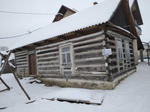 Dom drewniany do rozbiórki lub przeniesienia, cena do ustalenia