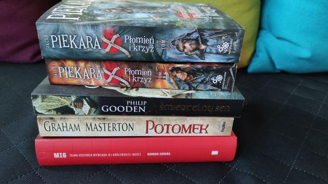 Książki różne ! !