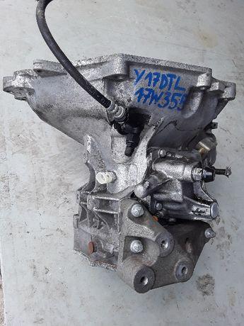 Skrzynia biegow F 17 W 355 Opel Astra Corsa Combo Y 1,7 DTL