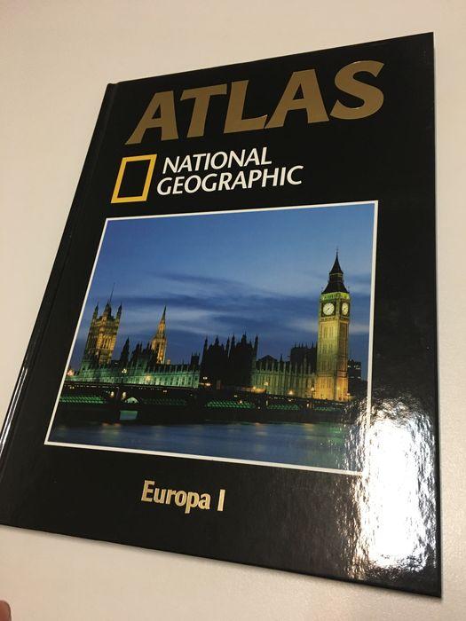 Atlas National Geographic Campo De Ourique - imagem 1