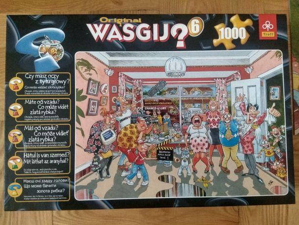"Puzzle Wasgij komplet ""Nowa dekoracja"" 10233"