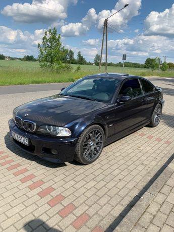 BMW M3 e46 smg 2003r.