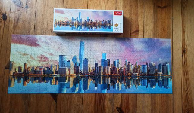 Puzzle Panorama 1000 elementów