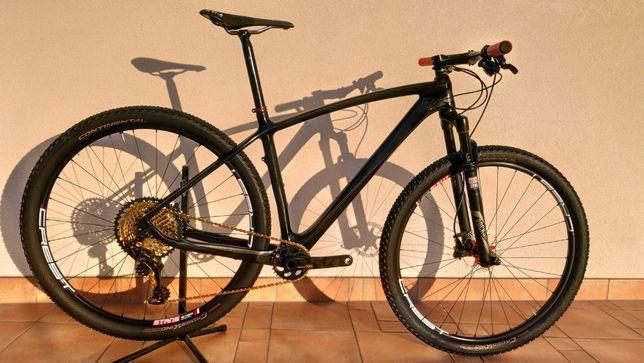 "Rower Carbon 29"" XX1 Gold Eagle SID XX ZTR Crest DT 350 XT Ritchey WCS"