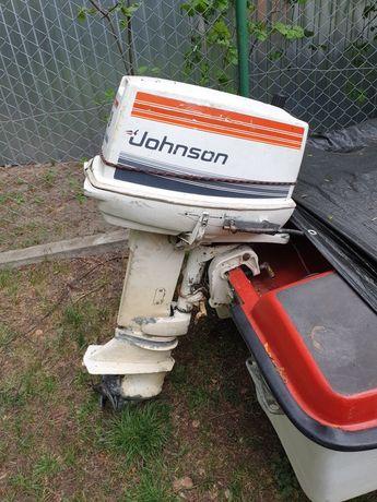 Silnik zaburtowy Johnson 25