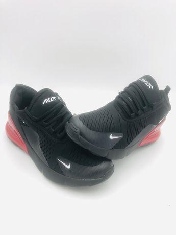 Buty nike air max czarno czerwone 270 pobranie lato 41-46
