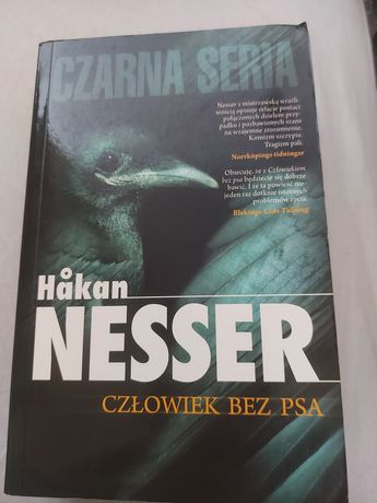 """H. Nesser """"Człowiek bez psa"""""""