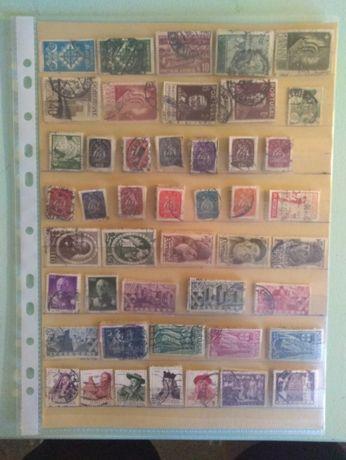 Selos de Portugal 1930 a 1980