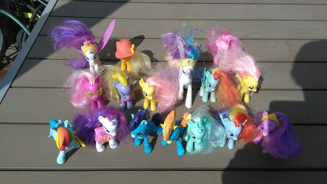 Koniki My little pony