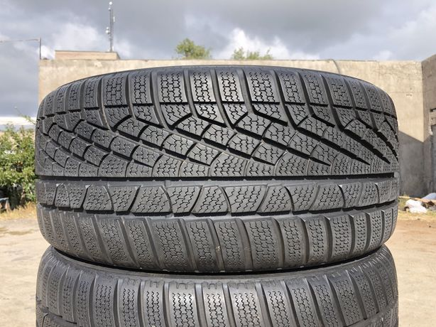 255/45 r17 Резина зимняя Pirelli Sottozero Winter как НОВАЯ