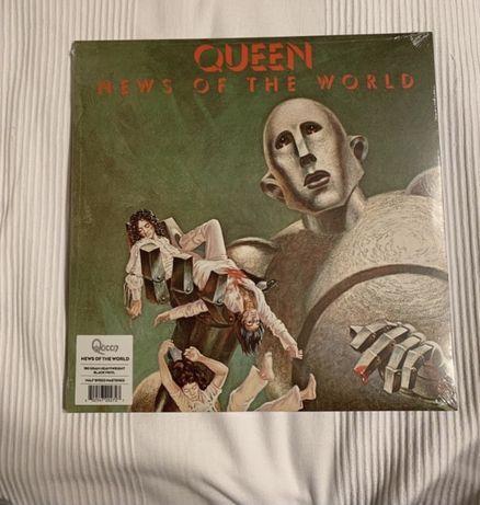 Queen News of the world , 2 LP nowa w folii winyl płyta winylowa