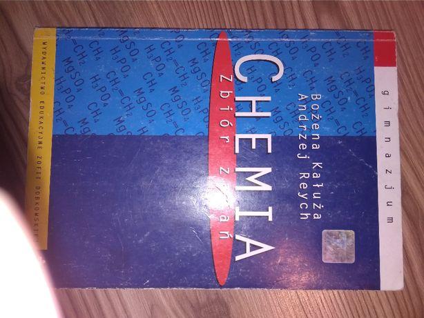 chemia zbiór zadań - gimanzjum