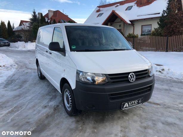Volkswagen Transporter T5  LIFT* 2.0 TDi * Klima * Drzwi Skrzydełkowe *Serwis*Stan BDB*2014r