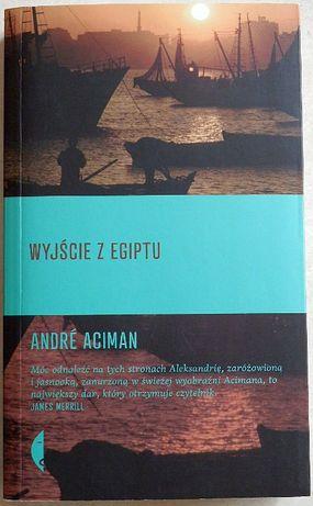 Wyjście z Egiptu - Andrze Aciman