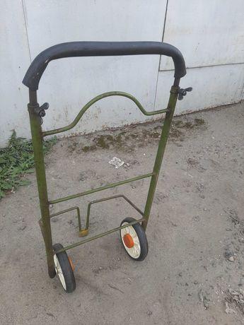 Кравчучка раскладная / тачка / тележка с колёсами