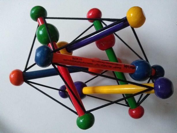 Elastyczna bryła z koralikami, Manhattan Toy