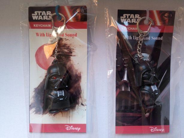 Porta Chaves Darth Vader LED Star Wars