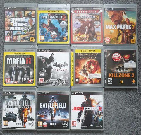 Zestaw gier na PS3