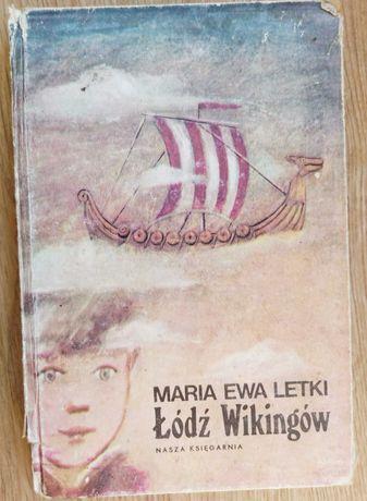 Łódź Wikingów - Maria Ewa Letki