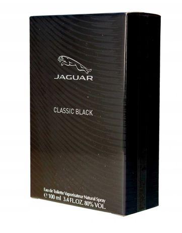 Nowy Jaguar Classic Black 100 ml