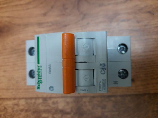 Автоматичний вимикач Schneider Electric ВА63 25А 4,5кА