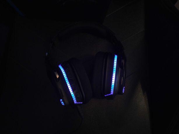 headsets logitech g633 artemis spectrum 7.1 PS4/PC