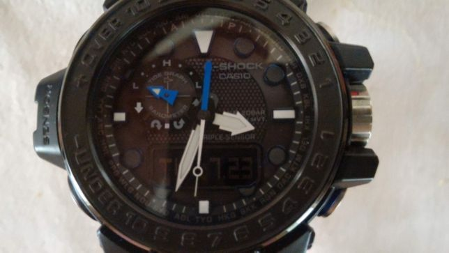 Casio G-Shock GWN-1000C