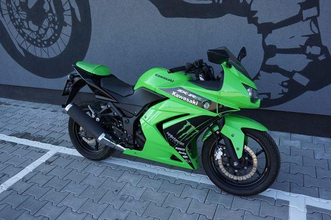Kawasaki Ninja 250 ZX EX Raty TRANSPORT Gwarancja TOP z Niemiec