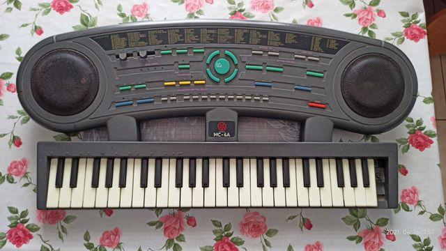 Keyboard model MC-6A