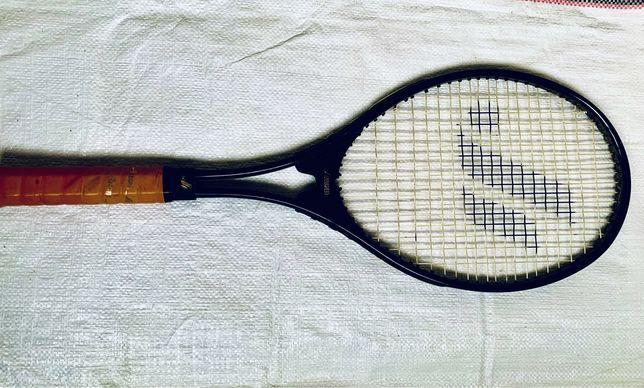 Ракетка для большого тениса новая ссср Аист
