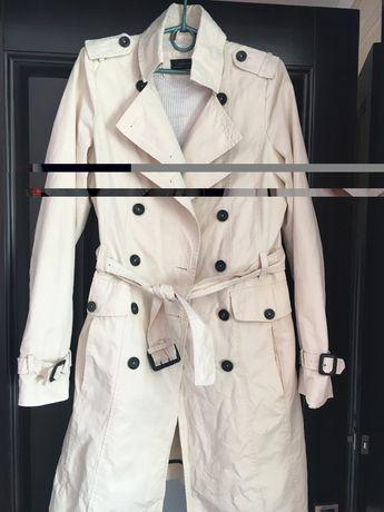 Тречн плащ пальто Zara