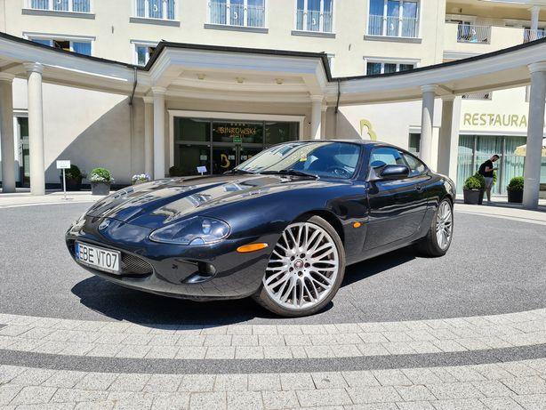 Jaguar Xk8 97r coupe 4.0 v8 gaz LPG piękny czarny zamiana