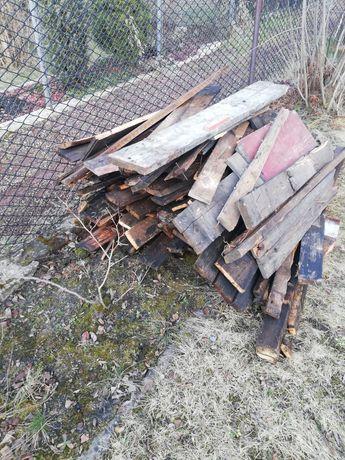 REZERWACJA!! Drewno drzewo opał za darmo