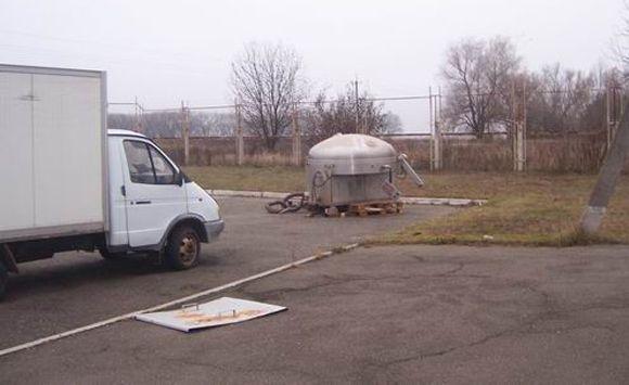 Перевозка оборудования Днепр