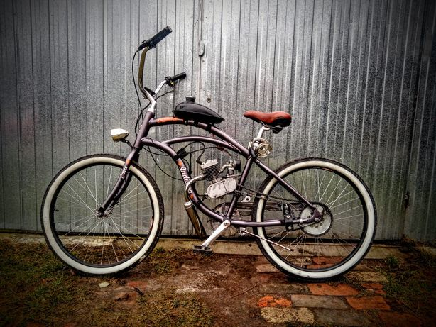 Rower spalinowy Cruiser