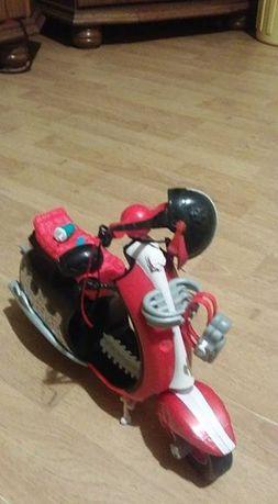 motorek dla lalki