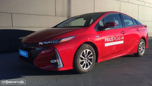 Toyota Prius 1.8 Plug-In Luxury+Pele