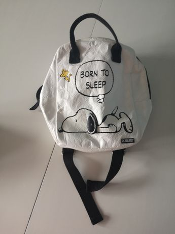 Plecak zara snoopy