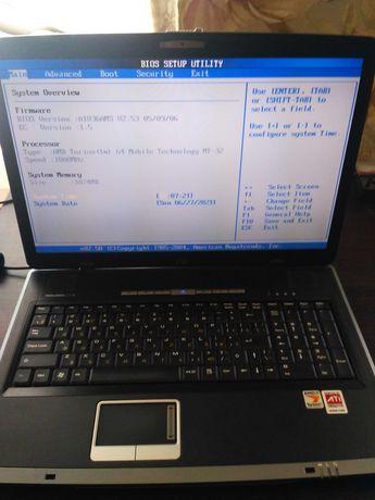 Ноутбук MSI L715X
