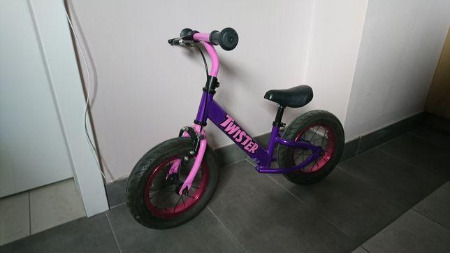 Rowerek biegowy Twister