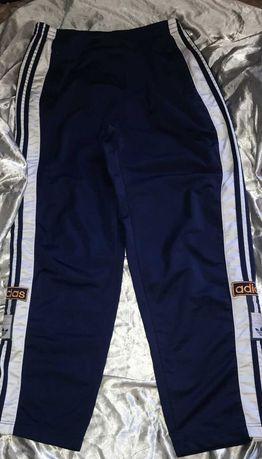 Calças Vintage Adidas L (envio grátis)