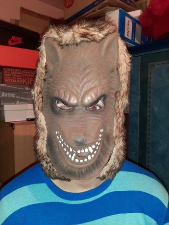 Карнавальная маска  Волк,Оборотень, Вовкулака.