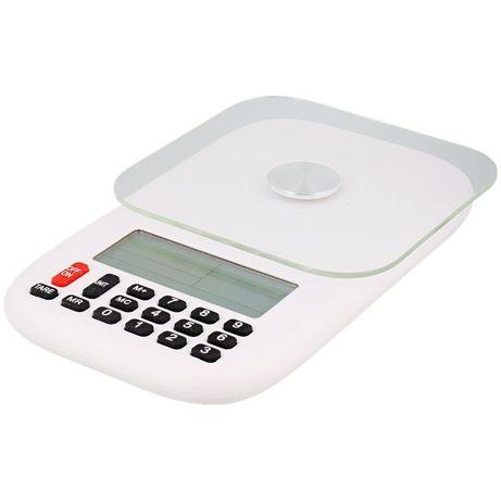 Analityczna waga kuchenna z licznikiem kalorii i instrukcją po polsku
