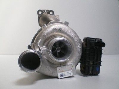 turbina Mercedes-PKW Viano 2.2 CDI Vito 116 CDI (W639) 163KM