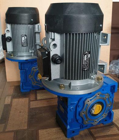 Редуктор мотор-редуктор мотор двигун електродвигун черв'ячний та інші